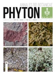 Phyton Vol. 58/Fasc.1 E-Book