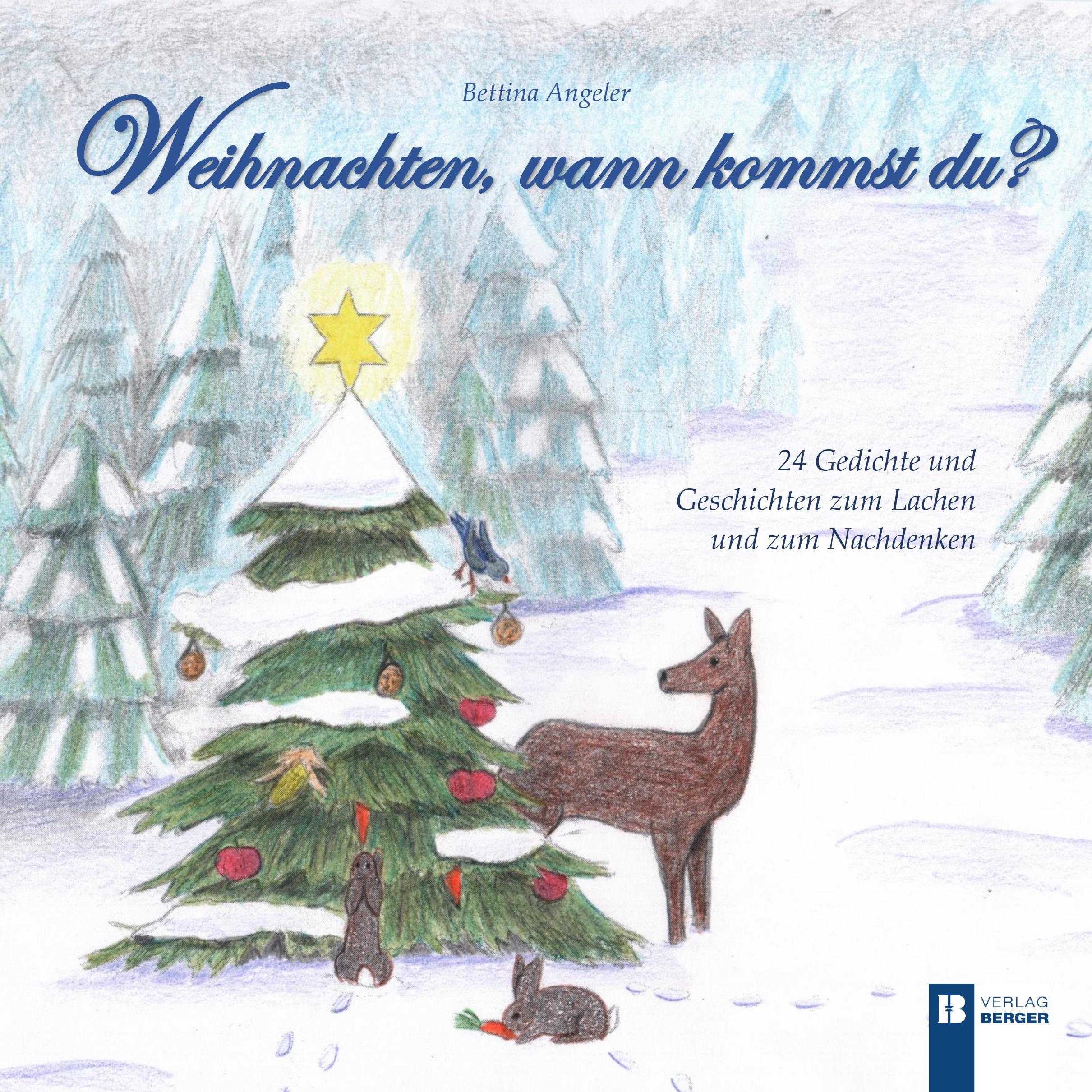 Weihnachten Wann Kommst Du Buch Bettina Angeler