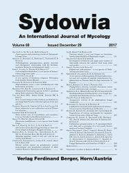 Sydowia Vol. 68 E-Book/S 87-97 OPEN ACCESS