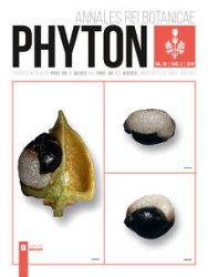 Phyton Vol. 58/2 E-Book S 205-206 OPEN ACCESS